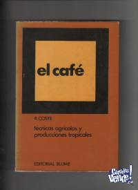 EL CAFE - Rene Coste  $ 550