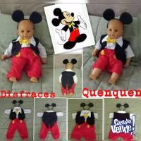 Disfraz de Mickey para bb