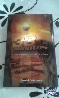 Libro 33 MINUTOS , leerlo puede cambiar tu vida .
