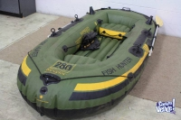 bote inflable para 4 personas