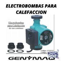 Electrobombas para Calefacción