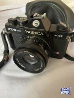 Cámara Yashica Reflex de colección FX-3 2000