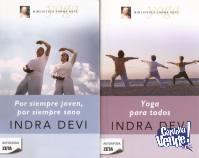 Libros de Indra Devi - Yoga