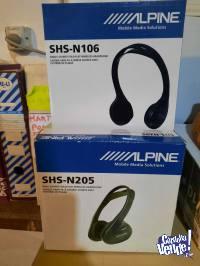 auriculares inhalambricos infrarrojo