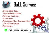 Electricista 0351 152594419 Zona Sur Urgencias 24Hs