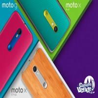 Moto X Play - Moto G3-G2-G1 Nuevos Libres y Garantia Escrita