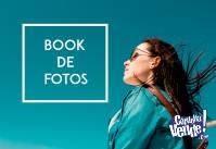 Book de Fotos - Servicio Fotografico