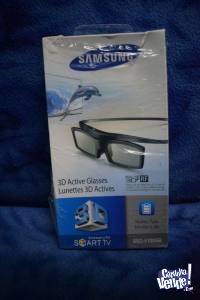 4 Lentes Samsung 3d Activas Ssg-5100 Gb