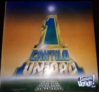 Disco de vinilo: Cantilo - Unidad