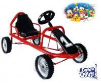 Karting Deportivo Formula 1 De Caño A Pedal Niños 2 A 6 A