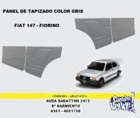 PANEL DE TAPIZADO DE PUERTA FIAT 147 - FIORINO