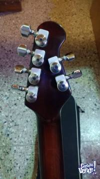 guitarra electrica luthier ZURDA