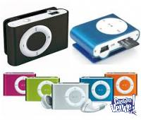 MP3 CON AURICULAR Y CABLE PARA CARGAR - MINI REPRODUCTOR