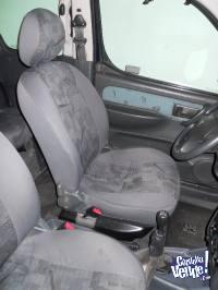 Funda 5 asientos Peugeot Partner Patagónica