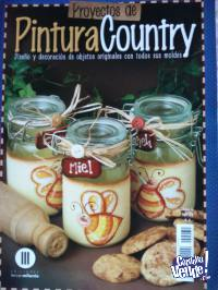 REVISTA PROYECTOS DE PINTURA COUNTRY