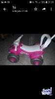Andador Rondi 3 en 1 color Rosa
