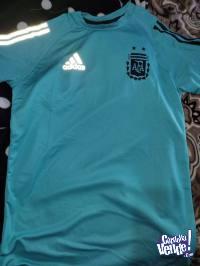 Camiseta entrenamiento Selección Argentina