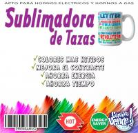 Sublimadora Estampadora De Tazas - Mates - Termo - Ver Video