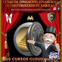 Educación Financiera & Construcción de Riqueza Sociedad