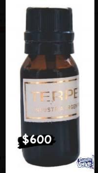 Pegamento negro para pestañas Terpex