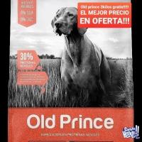 Old Prince adulto cordero y arroz x 15 kgrs más 3 kilos GRATIS