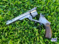 Revolver 44 Russian Ludwing Loewe
