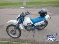 Suzuki DR125 M94 titular. restaurada. excelente estado