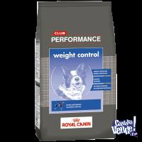 PERFORMANCE WEIGHT CONTROL X 15KG