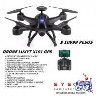 DRONE LUXYT X 191 CON GPS  PROFSIONAL