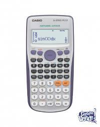 Calculadora Científica Casio Fx-570la Plus 417 Funciones