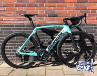 Bianchi Oltre XR4 Disc Frameset 2020 Bicicleta de paseo