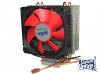 Cooler con disipador para AMD e INTEL:AM4,1155y muchoS mas!