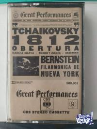 Cassette - Great Performances - Tchaikovsky