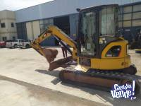 MINI EXCAVADORA CAT 304C-CR