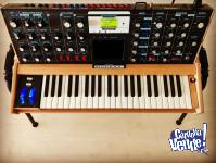 Minimoog Voyager Electric Blue Edition Analog Synthesizer