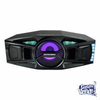 Stromberg Hv100 Multireproductor Mp3 Usb 100w Bluetooth Luz