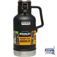 Termo Stanley Growler 1.9 Lts Acero Inoxidable Azul *LOCAL*