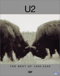 U2 The Best Of 1990-2000 Dvd