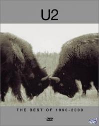 U2 The Best Of 1990-2000 Dvd