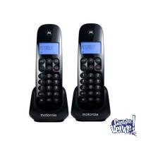 Teléfono Inalámbrico Duo Motorola M700-2 Identificador Ala