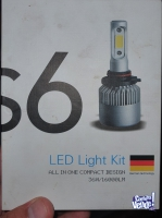 Luces Led Cree H7 S6