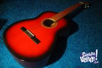 Guitarra Española Ng Radalj Roja Vendo O Permuto