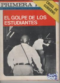 REVISTAS 1ª PLANA/PERISCOPIO/CONFIRMADO  $ 50 c/u