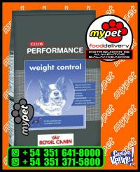 CLUB PERFORMANCE - PERROS ADULTOS WEIGHT CONTROL