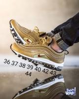 Nike 97 Metallic Gold- Hombre