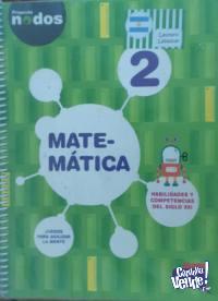MATEMATICA NODOS SM 2
