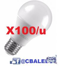 Bulbo Led 10w Rosca E27 X100 /u Blanco FRIO CALIDO NEUTRO