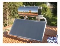 Termotanque solar ENERGE 180Lts Alto Perfil - Presión Alta