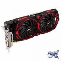 Placa de Video Radeon MSI RX 570 ARMOR MK2 8GB OC