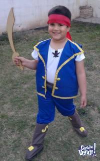 Disfraz de Jake para niños.